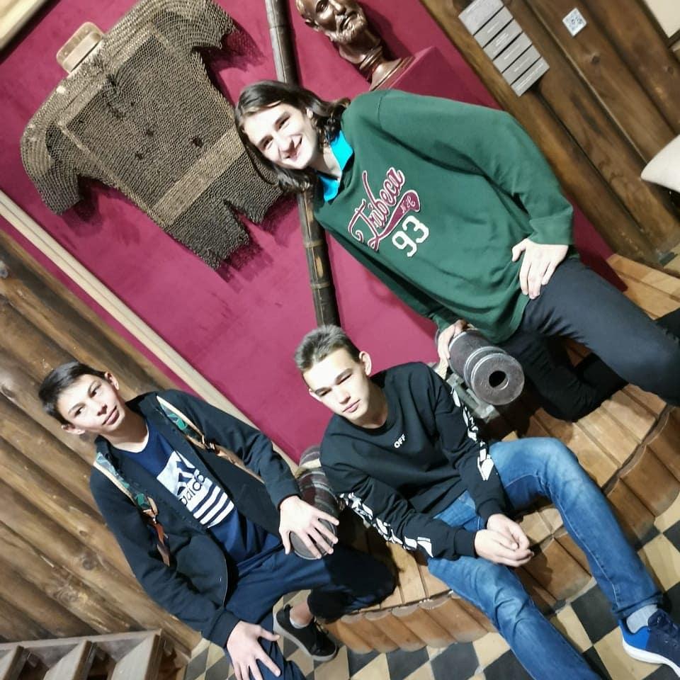 Экскурсия 131 группы в музей