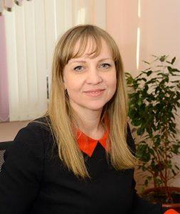 Афанасенко Ирина Валентиновна
