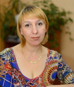 Журова Светлана Аркадьевна