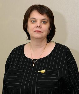 Тищенко Оксана Александровна