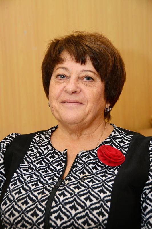 Малахова Татьяна Сергеевна - зав. отделения