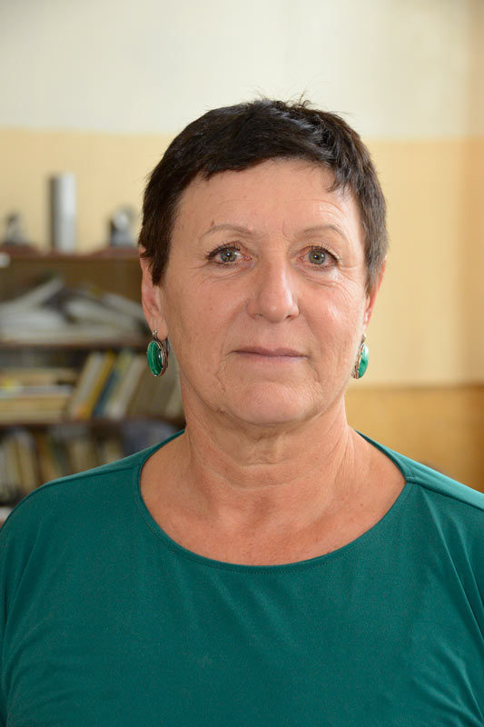 Слинченко Марина Анатольевна
