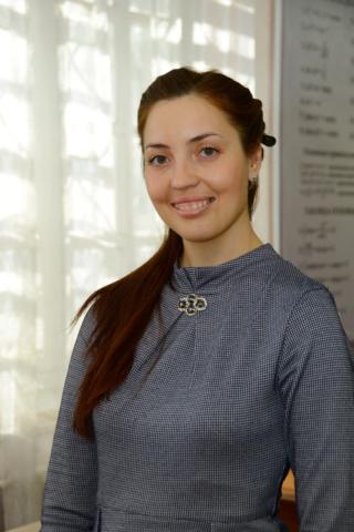 Тютюнник Ольга Витальевна