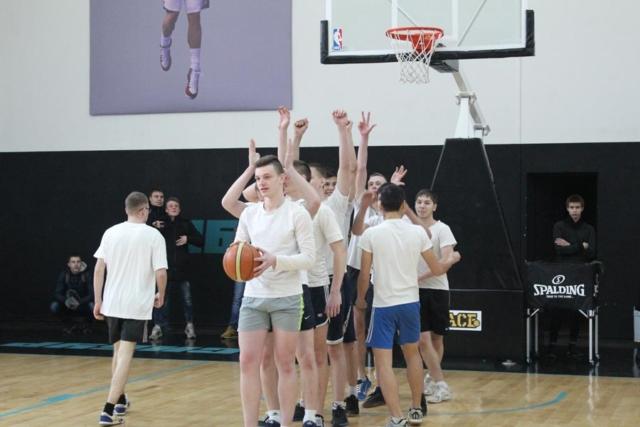 Военно-спортивная игра «Новобранцы» БПК