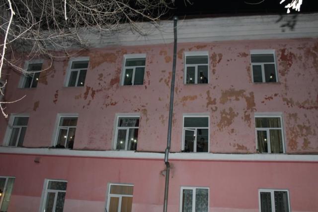 Свеча Памяти 1 общежитие БПК