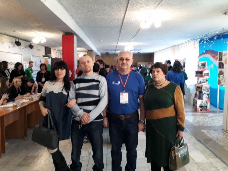 Преподаватели механического отделения на WSRussia