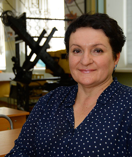 Юшкова Лариса Владимировна
