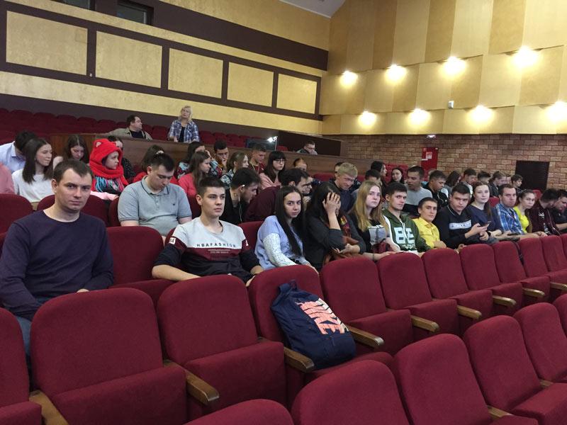 Студенты 351 группы на Абилимпикс