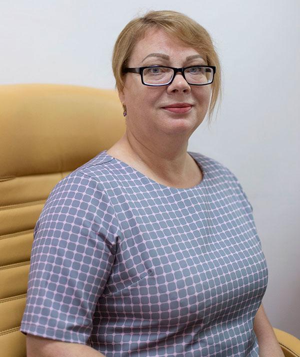 Аксёнова Елена Александровна