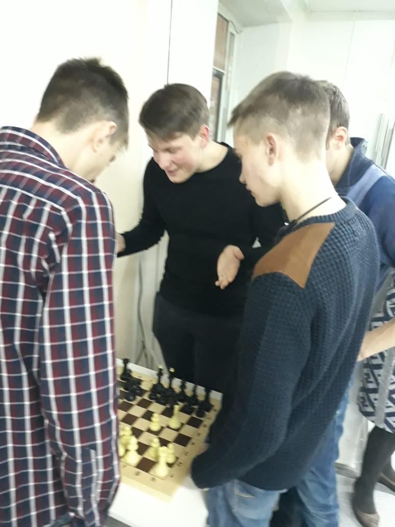 Студенты БПК побывали в библиотеке им. А.П. Чехова