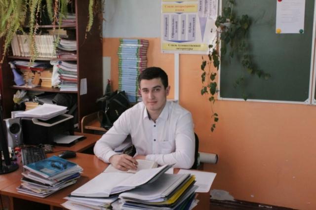 День самоуправления на ком-эл. отделении Трердохлеб Кирилл