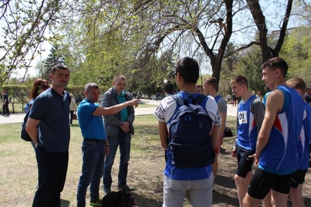 Преподаватели и спортсмены БПК