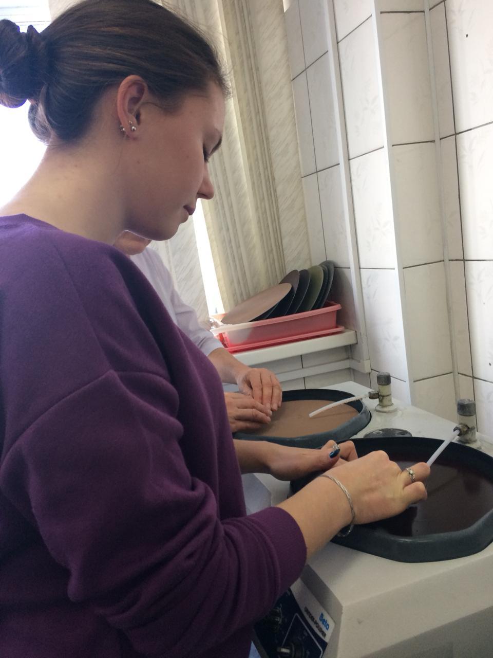 Экзамен в РЦ
