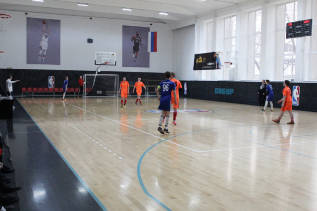 Чемпионат по футболу в БПК