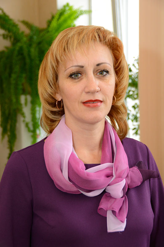 Ринкевич Ю.А. - заведующая отделения