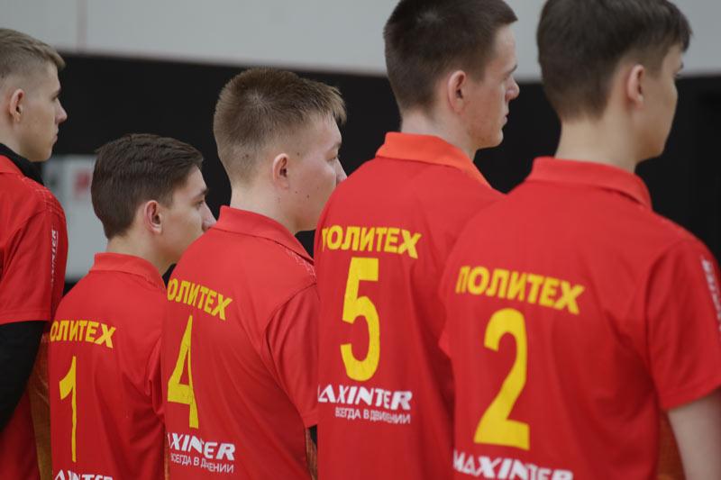 Открытие турнира имени Андрея Мельникова