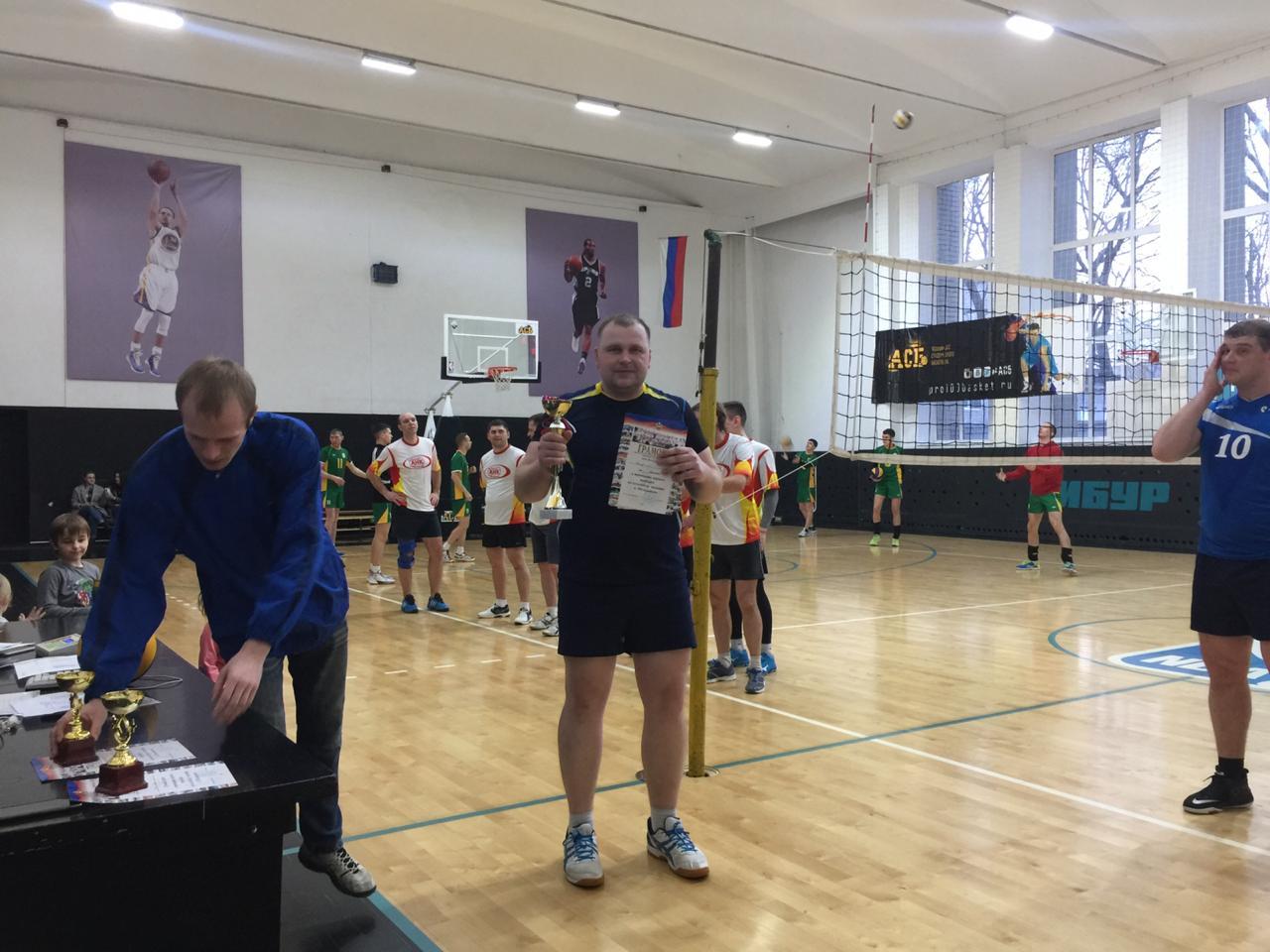 Турнир Андрея Мельникова