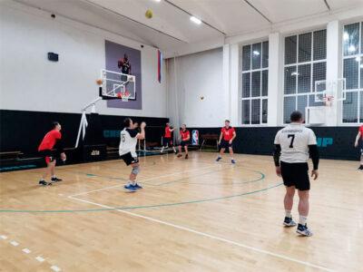 Турнир по волейболу имени Андрея Мельникова 2021