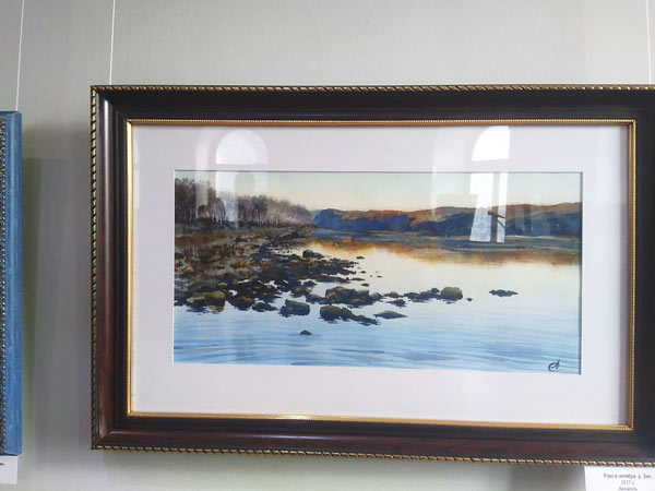 краеведческий музей им. Г.С. Новикова-Даурского