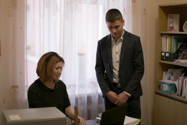 Воспитатель общежития №1 Нитяговская И.В.