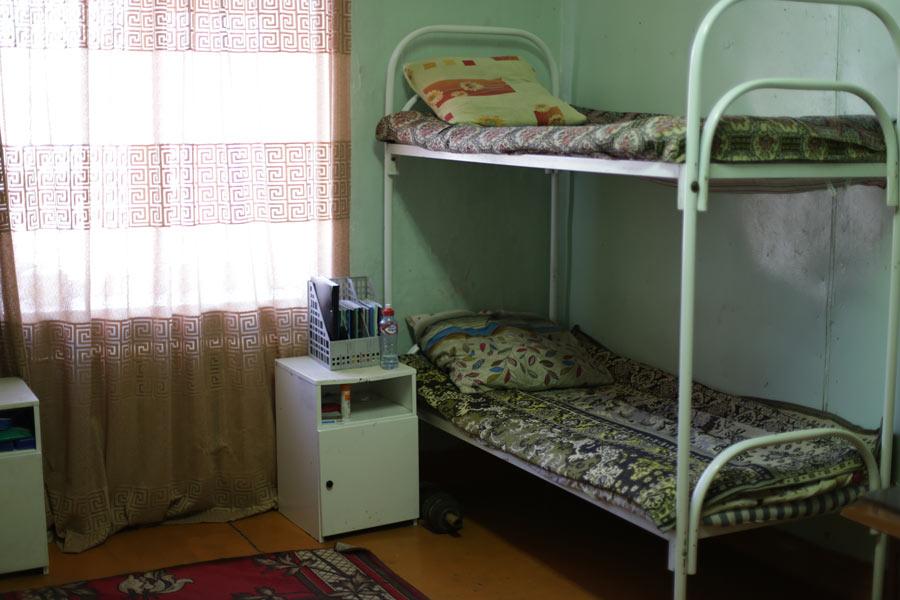 Пример комнаты общежитие №1