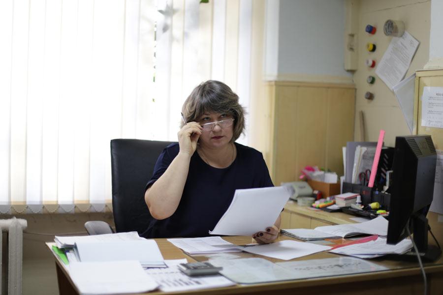 Заведующая общежитием №2 Торохова Н.В.