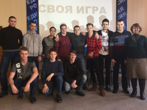 Информатики заняли 1 место в турнире по профмастерству