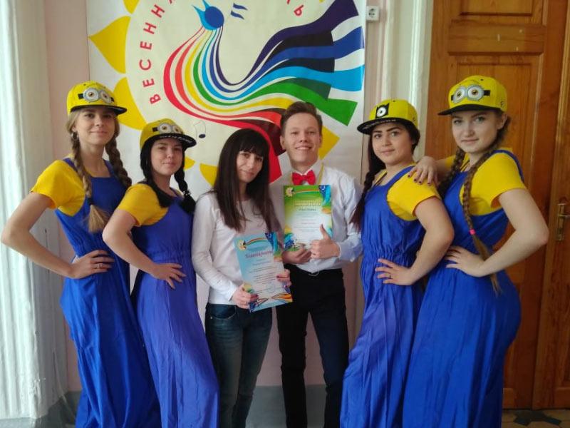Редин Алексей победил в вокальных конкурсах