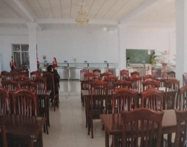 Одна из трёх столовых университета