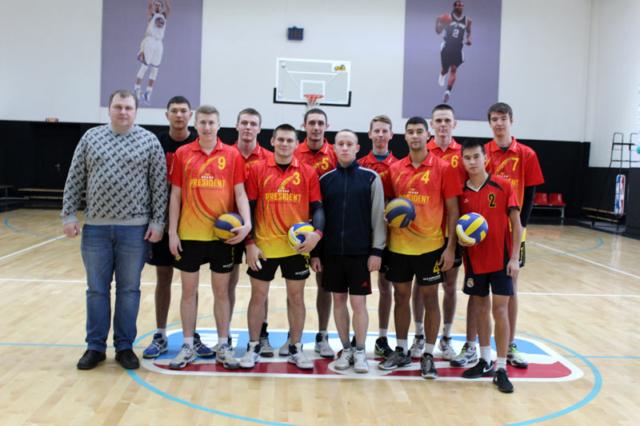Волейбольная команда БПК