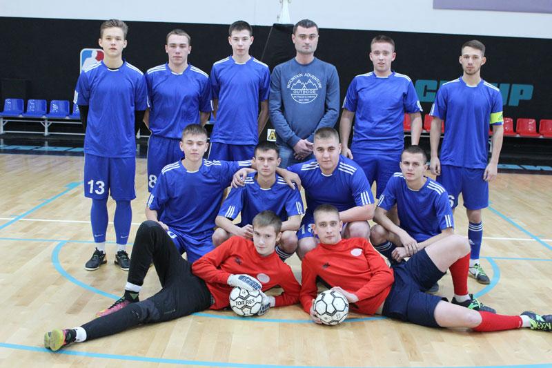 Команда БПК по мини футболу