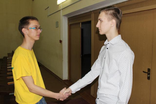 Городская конференция органов студенческого самоуправления