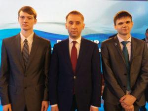 Встреча студентов БПК с Козловым А.А.