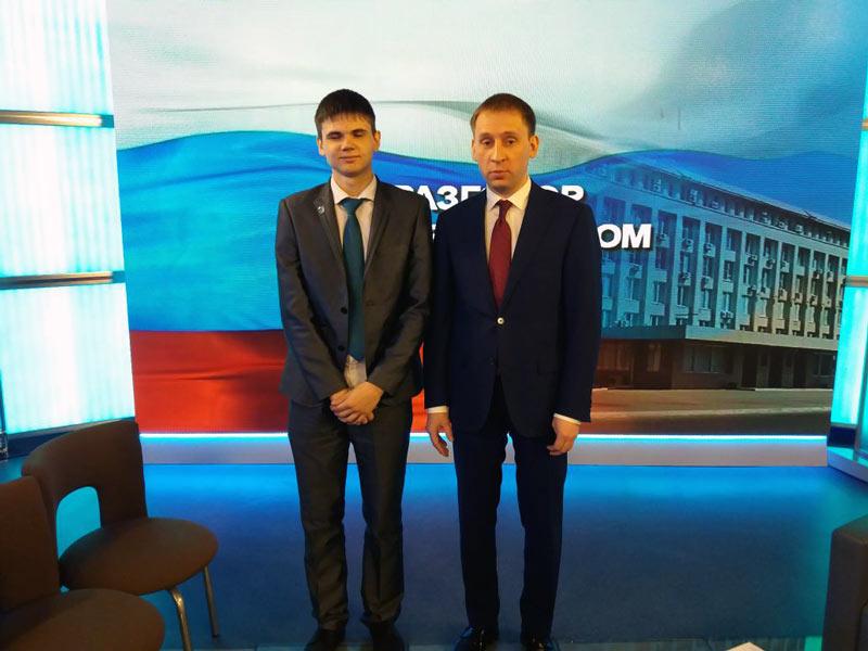 Логиновских Антон и Козлов А.А.